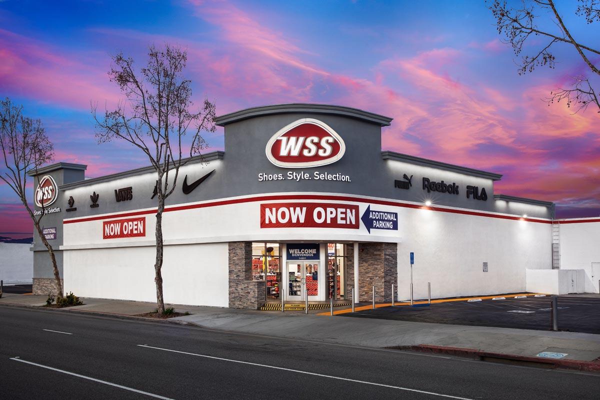 WSS Shoe Store